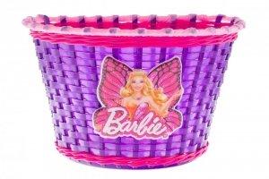 koszyk na kierownicy dziecięcy plastik, BS10-005 fioletowy