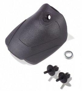 Chlapacz błotnika SKS do błotników 48-60mm, śruba, czarny