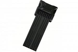 Zapięcie ABUS Bordo BIG 6000 składane czarne 120cm + uchwyt SH