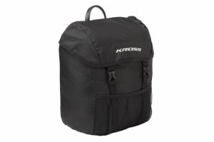 Sakwa na bagażnik KROSS ROAMER FRONT BAG 12L czarna