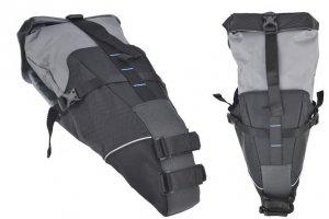 Sakwa podsiodłowa PROX Backpacking 8,8L z workiem