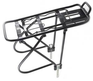 Bagażnik rowerowy tylny 24-28 HYJ-D10 aluminiowy, regulowany