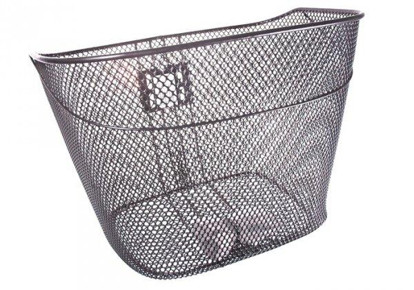 Koszyk na kierownicę siatka HT-008 czarny TORA