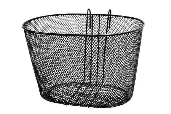 Koszyk na kierownicę siatka zawieszany owalny