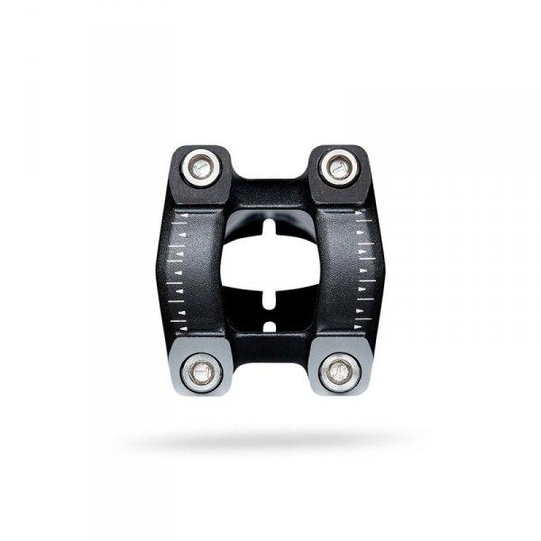 Wspornik kierownicy PRO PLT 90mm 31,8mm +/- 10st czarny