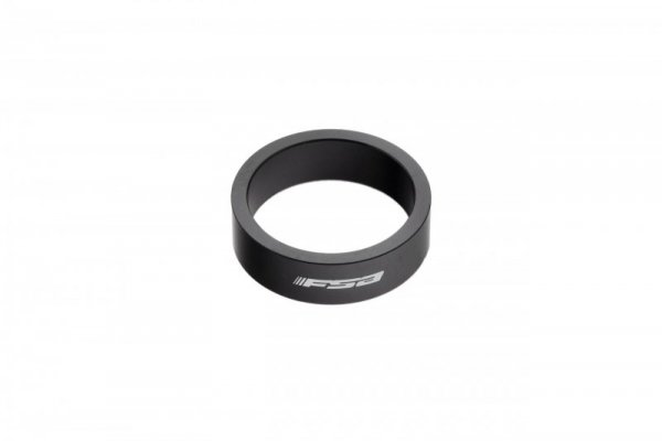 Podkładka dystansowa FSA aluminiowa 10mm czarna