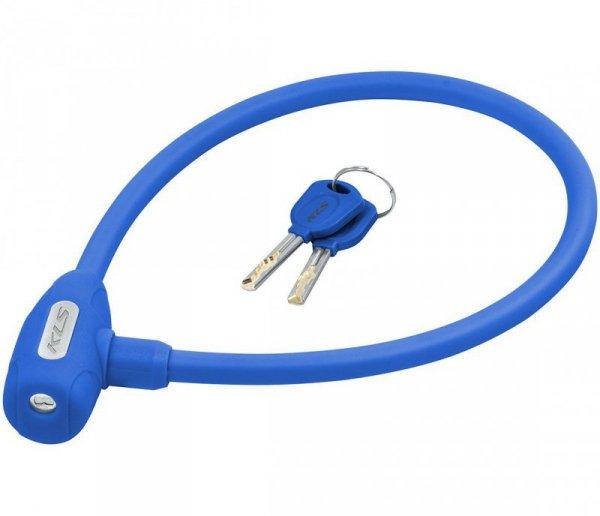 Zamknięcie pętla na klucz KELLYS JOLLY fiolet /bl-viol/