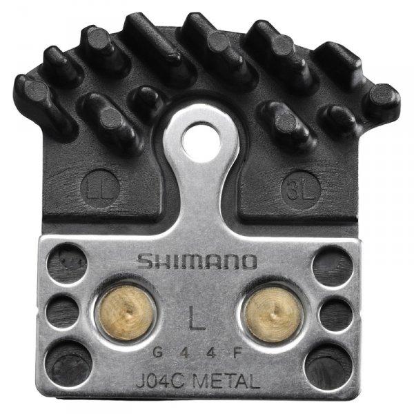 Klocki hamulcowe tarczowego metaliczne RADIATOR SHIMANO J04C XTR XT SLX