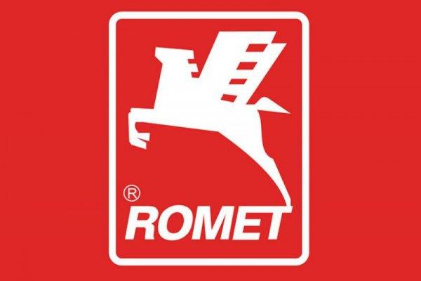 Koszyk bidonu plast. CL-110 ROMET carbon czerwono-czarny