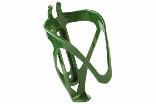 Koszyk bidonu KROSS GRID ciemno zielony, oliwkowy