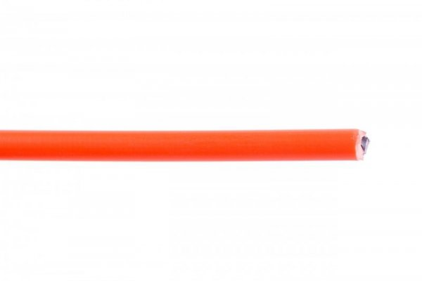 Pancerz hamulcowy ACCENT 5mm x 3m pomarańczowy fluorescencyjny