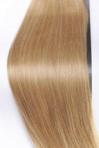 Zestaw Clip-in, długość 45 cm kolor #14 -MIODOWY BLOND, 150g