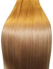 Pasmo Clip-in, długość 40 cm kolor #14 - BURSZTYNOWY BLOND