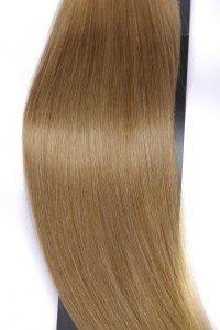 Zestaw Clip-in, długość 55 cm kolor #12 - NATURALNY CIEMNY BLOND 220g