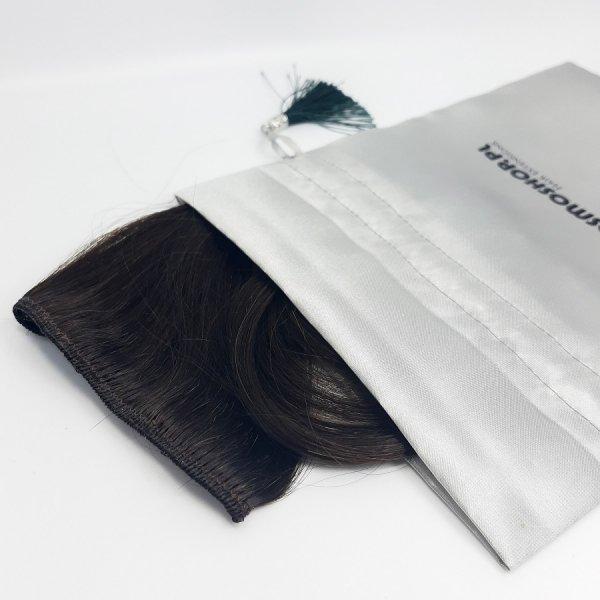 Etui - woreczek do przechowywania włosów
