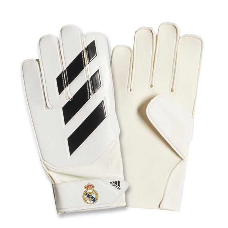 Rękawice adidas Young Pro Real Madryt CW5620 biały 8