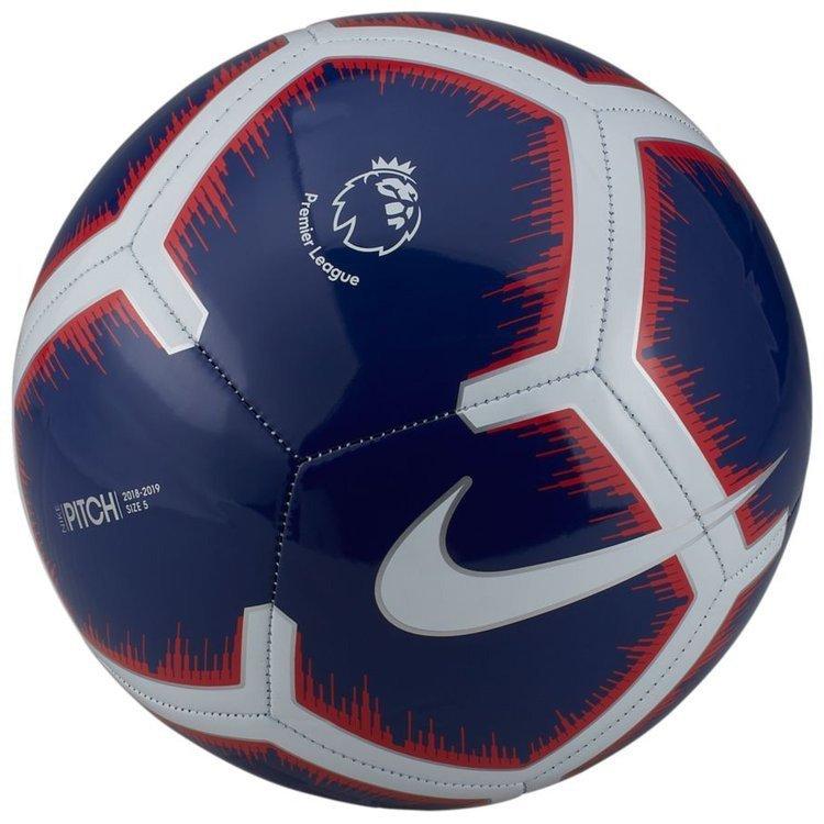 Piłka Nike Premier League Pitch SC3597 455 niebieski 5
