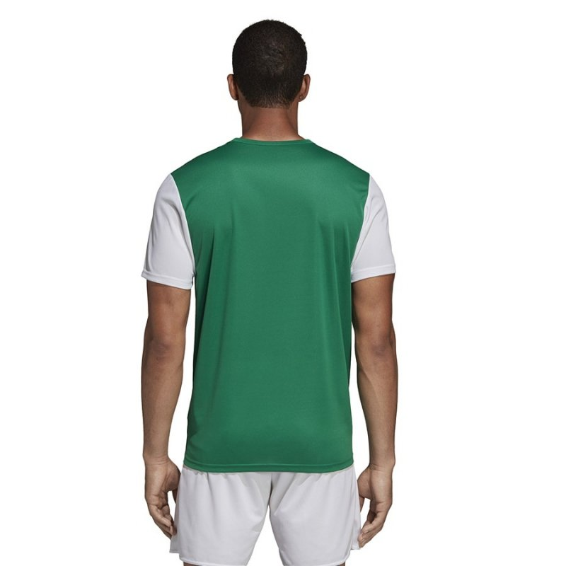 Koszulka adidas Estro 19 JSY Y DP3238 zielony 116 cm