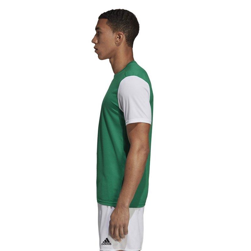 Koszulka adidas Estro 19 JSY Y DP3238 zielony 140 cm