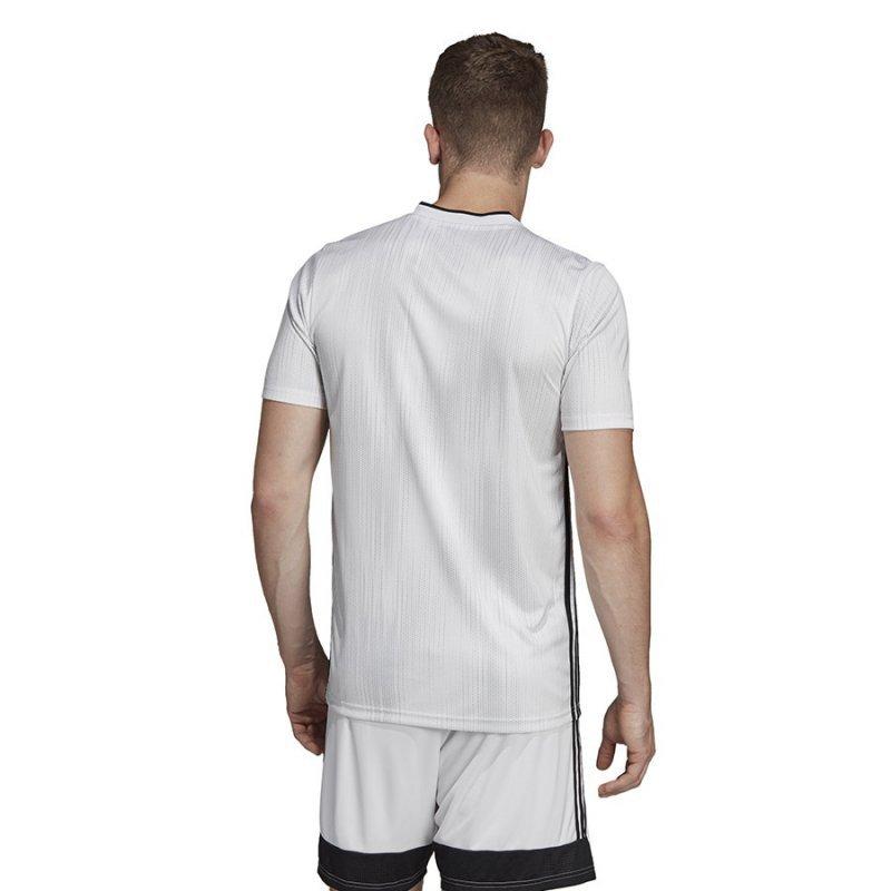 Koszulka adidas Tiro 19 JSY DP3537 biały 140 cm