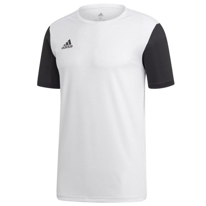 Koszulka adidas Estro 19 JSY DP3234 biały 116 cm
