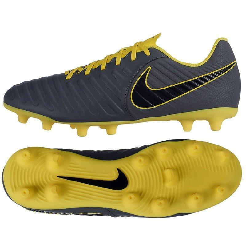 Buty Nike Tiempo Legend 7 Club FG AO2597 070 szary 40