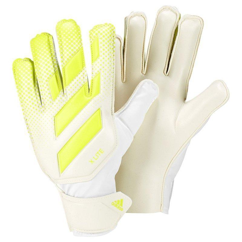 Rękawice adidas X Lite DN8539 biały 4