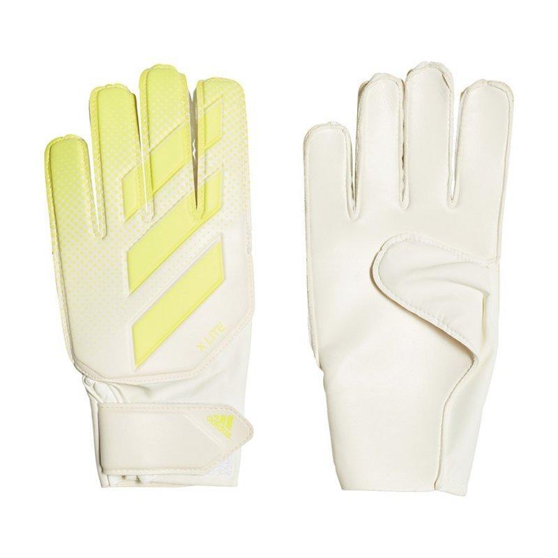 Rękawice adidas X Lite DN8539 biały 5