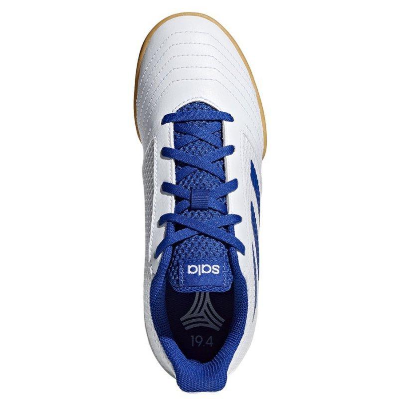 Buty adidas Predator 19.4 IN SA CM8553 biały 38 2/3