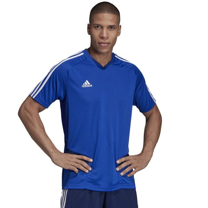 Koszulka adidas TIRO 19 TR JSY DT5285 niebieski L