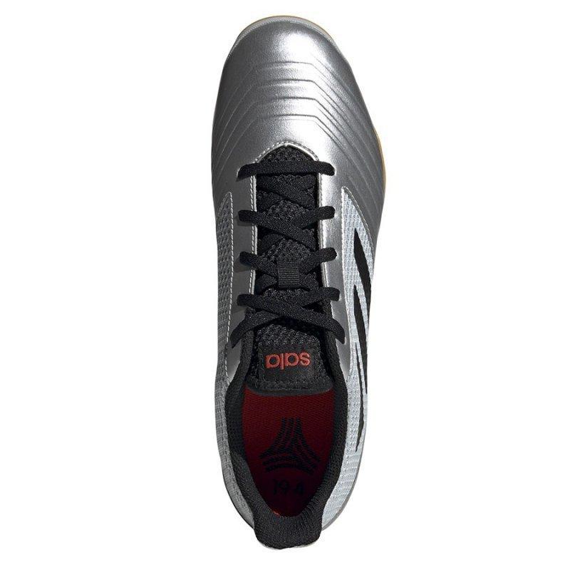 Buty adidas Predator 19.4 IN F35630 szary 43 1/3