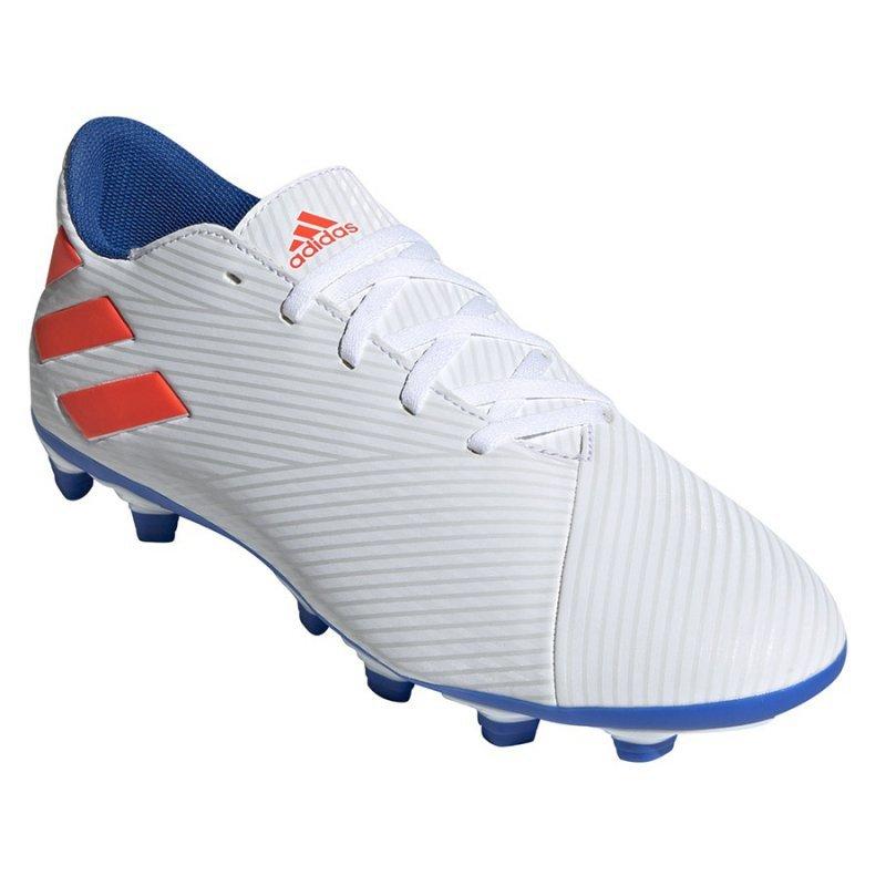 Buty adidas Nemeziz Messi 19.4 FG F34401 biały 40 2/3