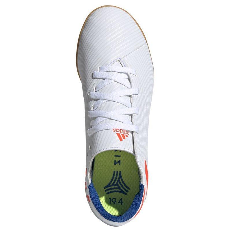 Buty adidas Nemeziz Messi 19.4 IN F99928 biały 38
