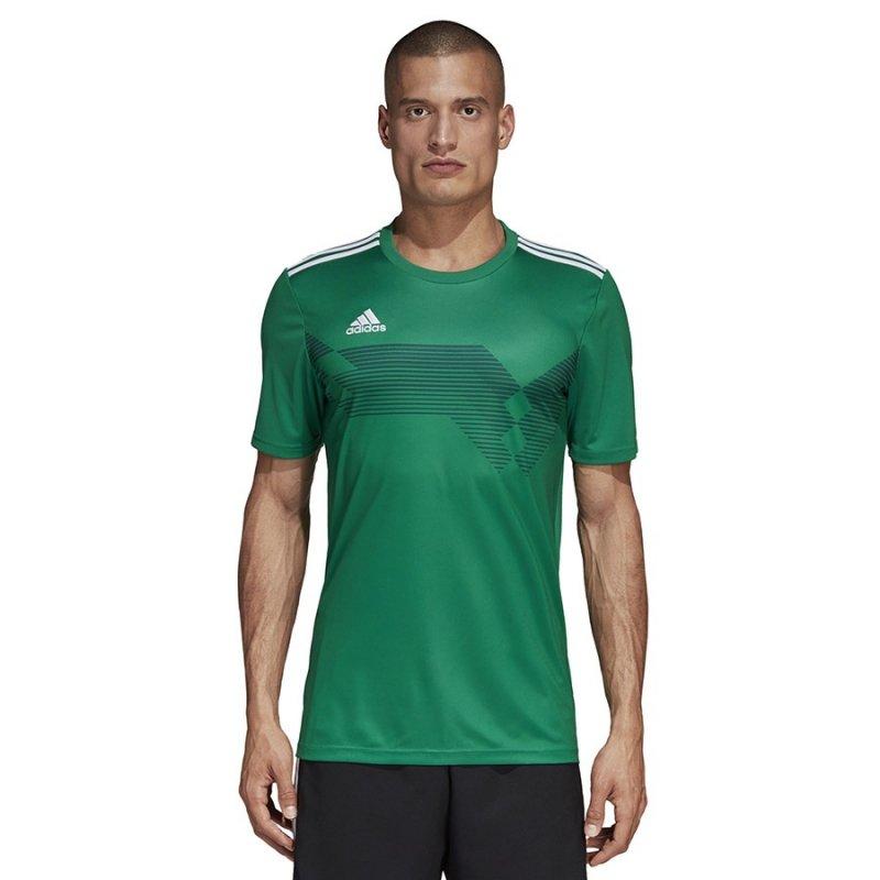 Koszulka adidas Campeon 19 JSY DP6811 zielony XL