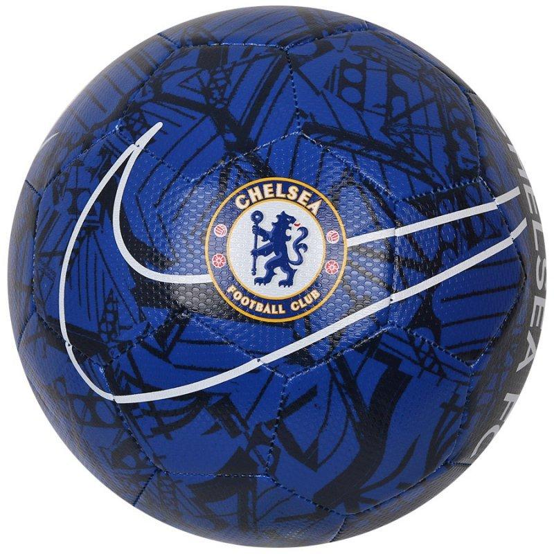Piłka Nike Chelsea FC Prestige SC3782 495 niebieski 4