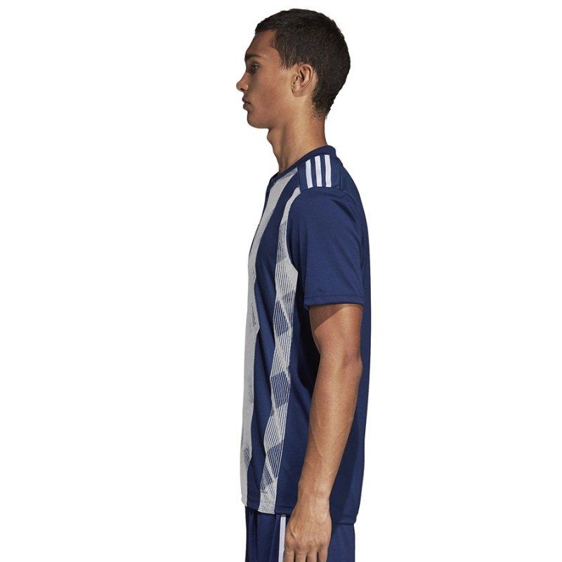 Koszulka adidas Striped 19 JSY DP3201 granatowy XL