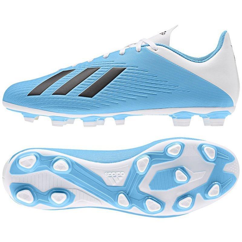 Buty adidas X 19.4 FxG F35378 niebieski 42 2/3