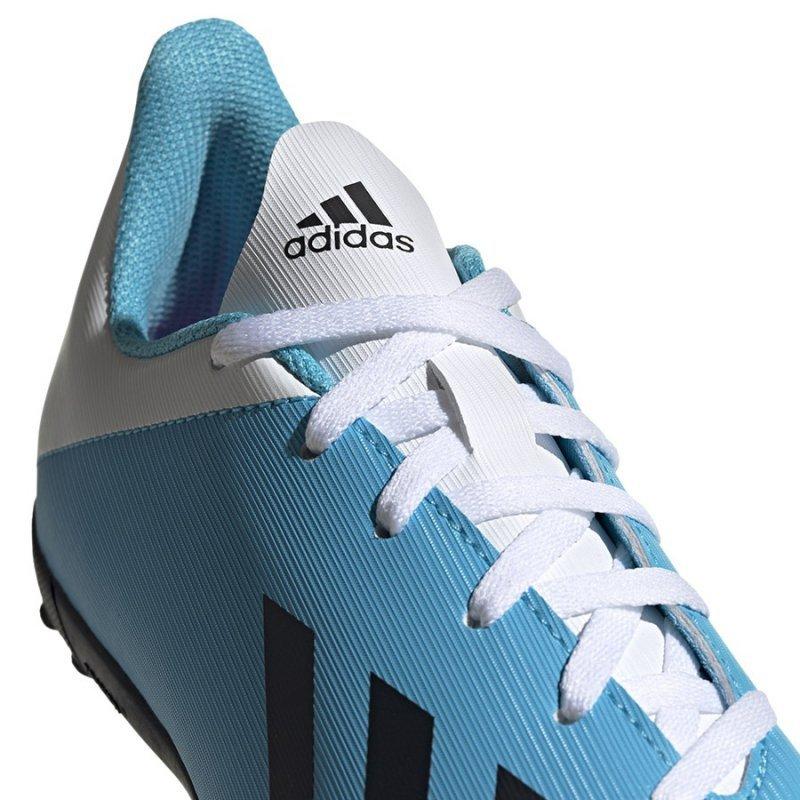 Buty adidas X 19.4 TF F35347 niebieski 35