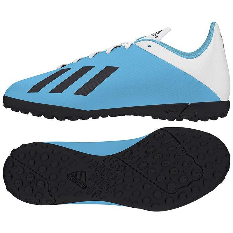 Buty adidas X 19.4 TF F35347 niebieski 36 2/3