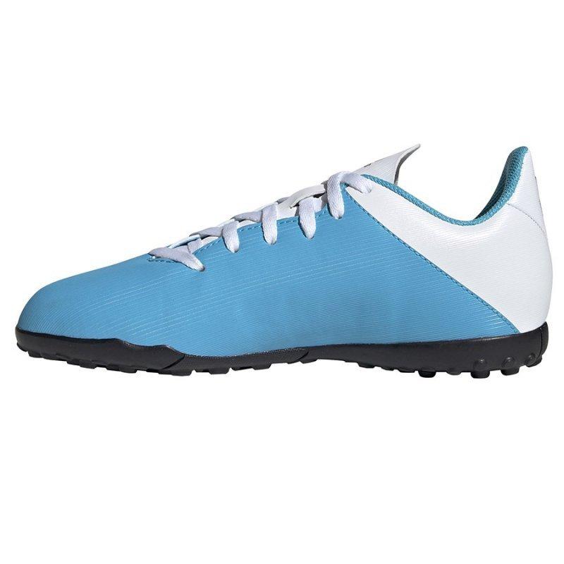 Buty adidas X 19.4 TF F35347 niebieski 38