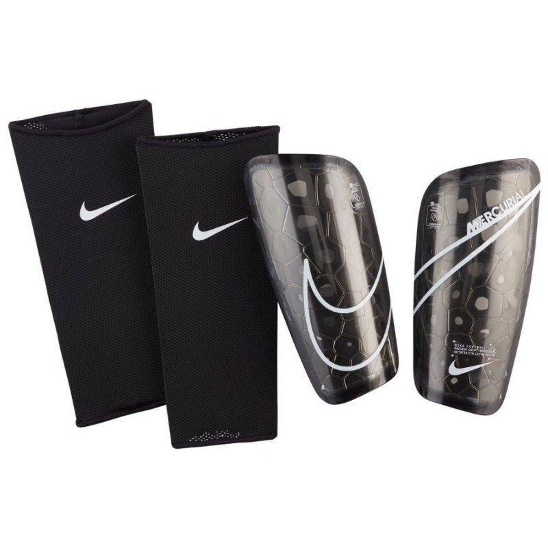 Nagolenniki Nike Mercurial Lite SP2120 013 czarny XL