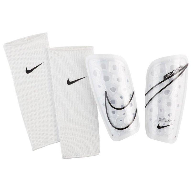 Nagolenniki Nike Mercurial Lite SP2120 104 biały S