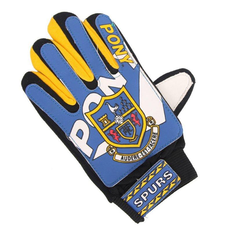 Rękawice Pony JUNIOR 36149A niebieski 6