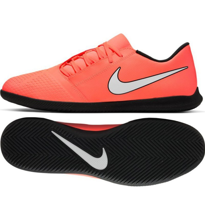 Buty Nike Phantom Venom Club IC AO0578 810 pomarańczowy 47