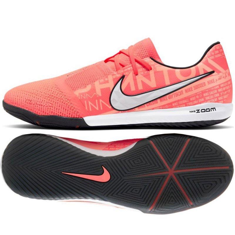 Buty Nike Zoom Phantom Venom Pro IC BQ7496 810 pomarańczowy 39