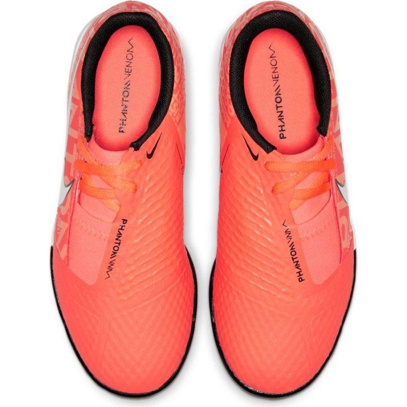 Buty Nike JR Phantom Venom Academy TF AO0377 810 pomarańczowy 38