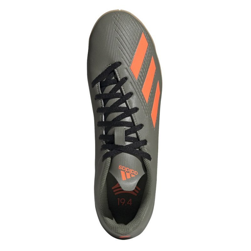 Buty adidas X 19.4 IN EF8373 zielony 45 1/3