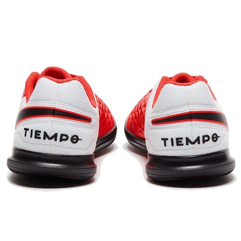 Buty Nike JR Tiempo Legend 8 Club IC AT5882 606 czerwony 36