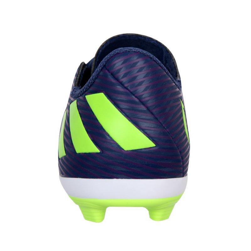 Buty adidas Nemeziz Messi 19.4 FxG J EF1816 granatowy 32