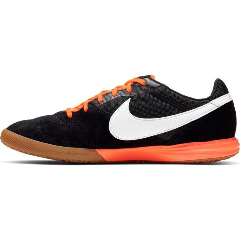 Buty Nike Premier 2 Sala IC AV3153 018 czarny 40 1/2